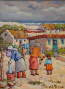 Pat van der Merwe: Staying at the sea